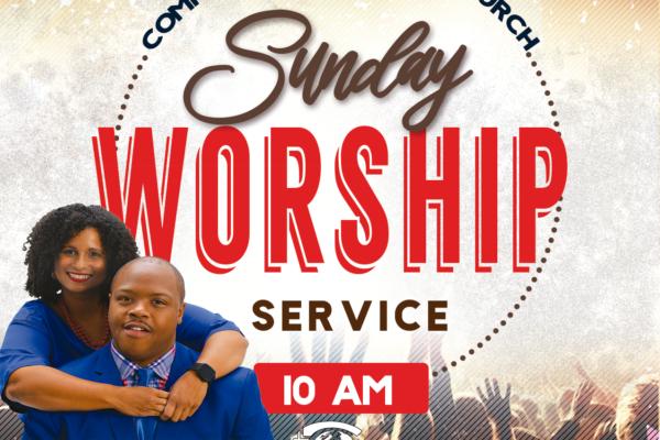 Sunday Worship Service 10 am