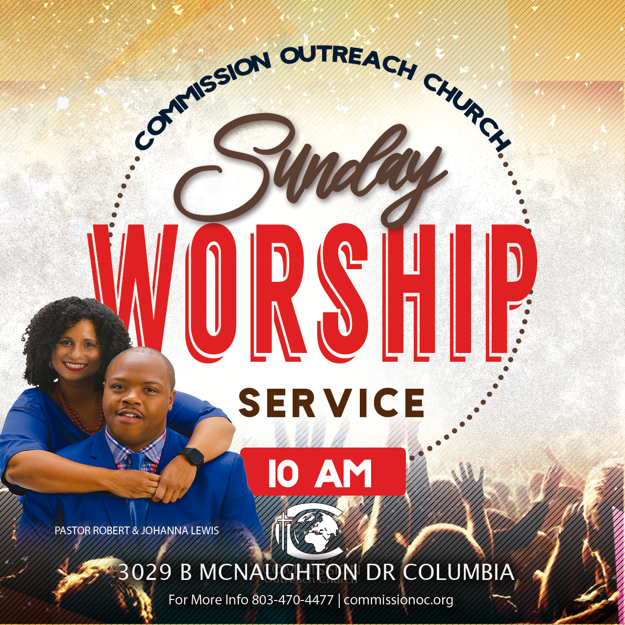 Sunday Worship Service 10 am